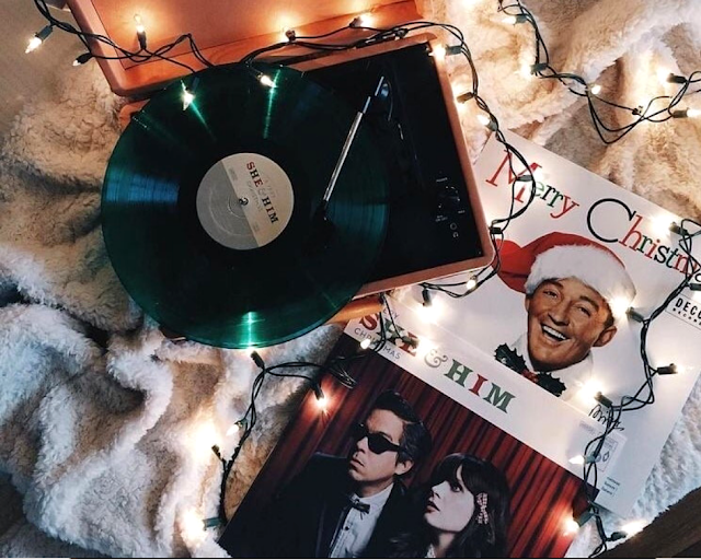 Uma playlist natalina