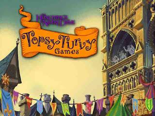 Topsy Turvy Games