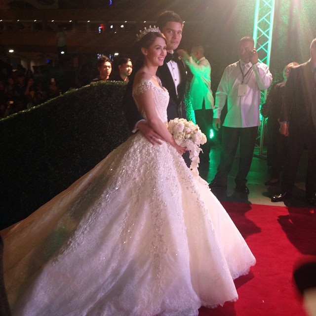 dongyan married