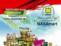 NASAmart Solo Distributor Produk Nasa di Solo Jawa Tengah Hubungi: 081904252629