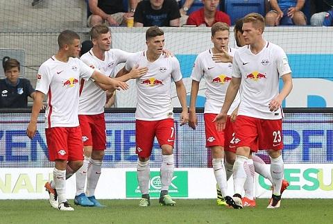 Những nỗ lực của Leipzig đã được bù đắp xứng đáng
