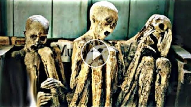 10 إكتشافات أثرية , تمنى علماء الآثار لو لم يجدوها أبداً !!