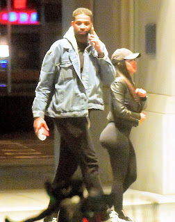 Tristan Thompson cheating photos released