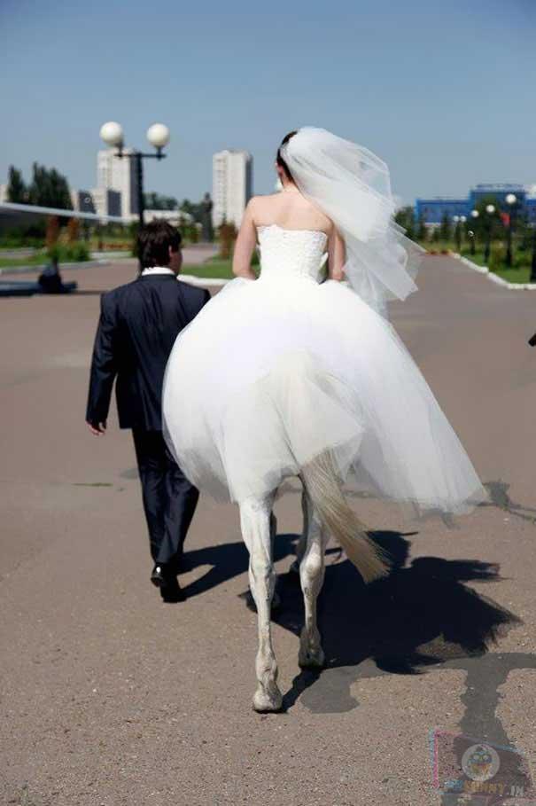 Fastest bride