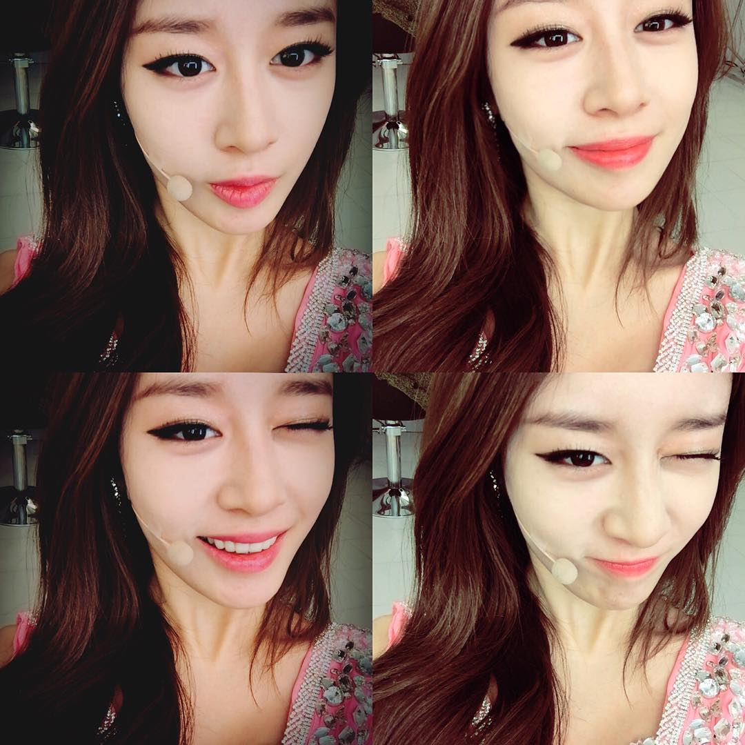 T-ara's JiYeon and her cute SelCa pictures | T-ara World