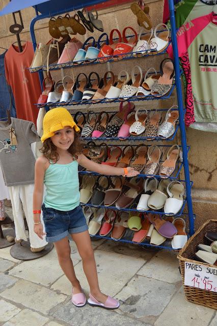 Chapéu Amarelo por Menorca!!