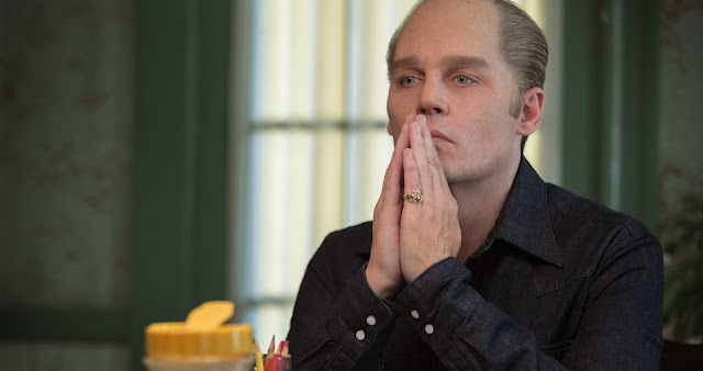 Johnny Depp é o gângster mais procurado dos EUA no segundo trailer de Black Mass
