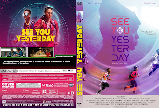 SEE YOU YESTERDAY-NOS VEMOS AYER 2019 [COVER DVD+BLU-RAY]