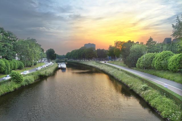 Wizards' Town, Gent, Belgium