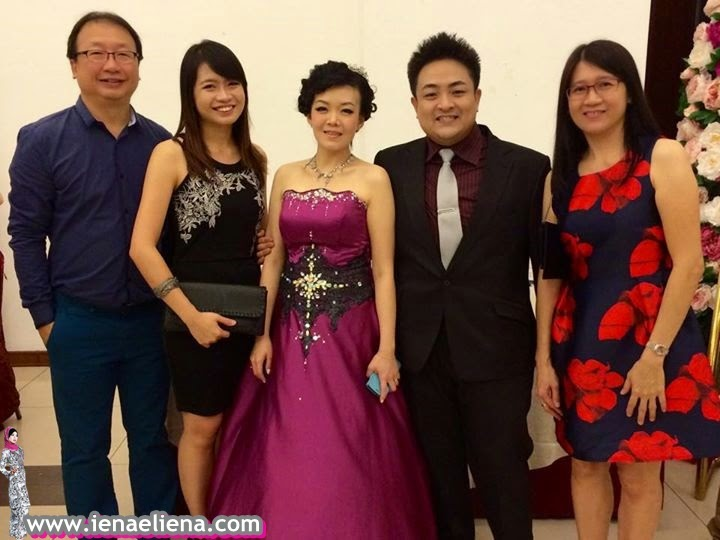 Tan Koon Ming & Kook Yuen Peng Wedding Dinner