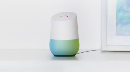 smart speaker google home