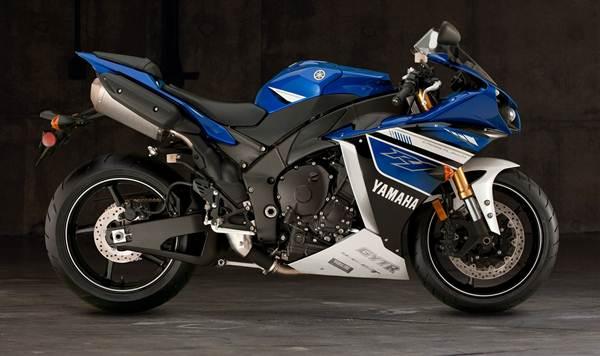 Yamaha YZF R1 2012 Gambar Motor