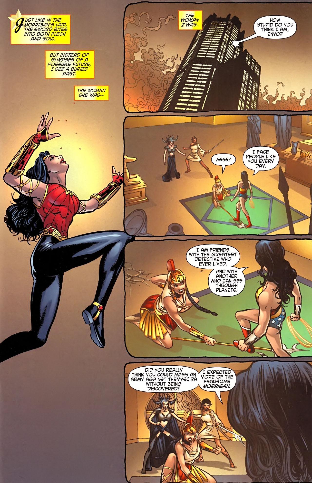 Read online Wonder Woman (2006) comic -  Issue #613 - 7