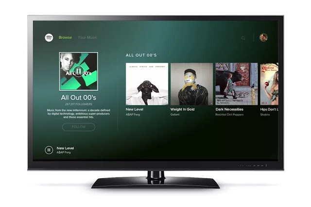 SPOTIFY MUSIC - FOR ANDROID TV V1.12.0 Premium Apk Is Here