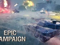 Metal Force Tanks MOD APK v2.82 Android Terbaru