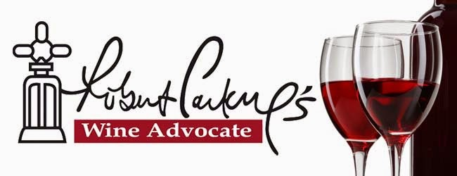 "Logo de la revista ""The Wine Advocate"
