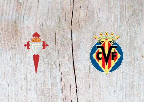 Celta Vigo vs Villarreal - Highlights 30 March 2019
