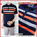 BIMFGP041 Orange Kaos Polo Fashion Pria PROMO