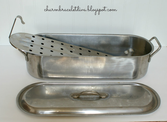 Salmon Fish Kettle Poaching Pan