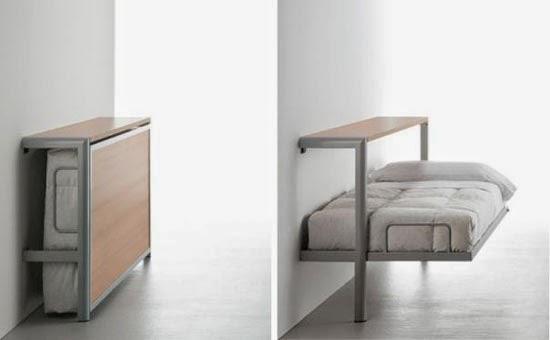 Wall beds ecuador vives en un departamento peque o - Mecanismo para camas abatibles ...