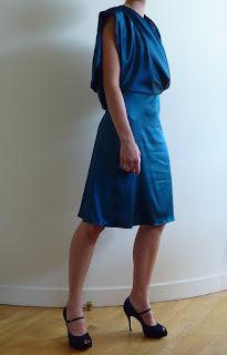 robe de cocktail par couturière à Versailles 78