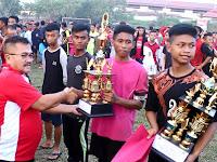 SMAN 1 Belitang Hilir Juara 1 LPI Sekadau 2017