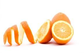 μάσκα προσώπου πορτοκάλι