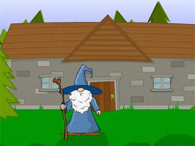 A Wizard's Journey Day 3 - juegos de escape