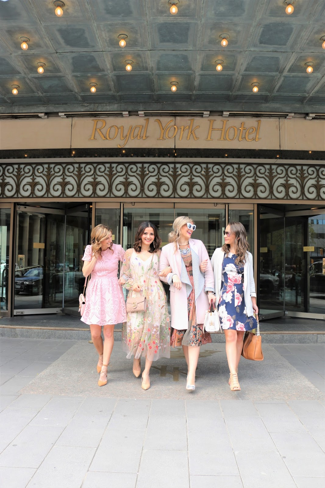 Bijuleni | Girls Afternoon Tea at Fairmont Royal York Toronto