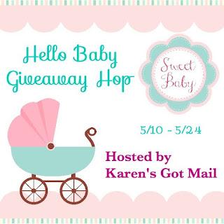 Hello Baby Giveaway Hop #HelloBabyHop