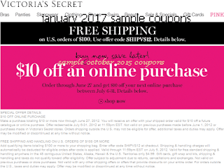 Victoria's Secret Coupons