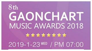 Gaon Chart Music Awards 2019 - Foto: Twitter/Soompi