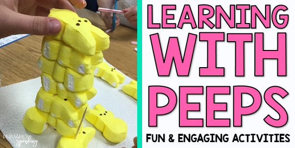 Using Peeps in the Classroom