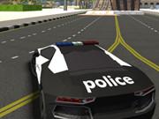 لعبة قيادة سيارات الشرطة