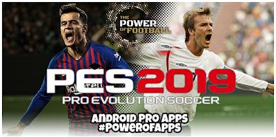 تحميل PES 2019 v3.0.1 كامله مهكره بأخر تحديثات وانتقالات Pro Evolution Soccer 2019 Full