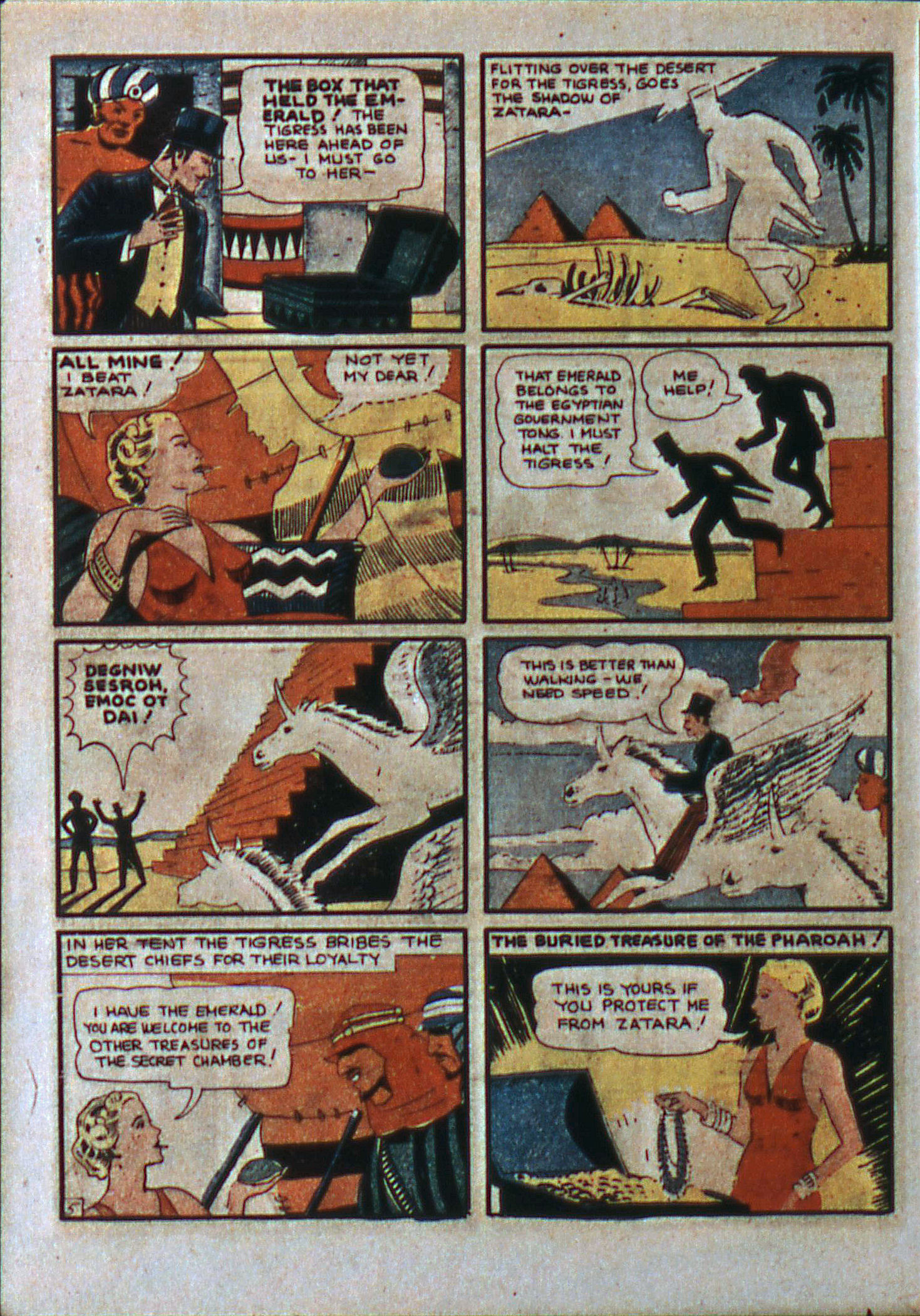 Read online Action Comics (1938) comic -  Issue #6 - 58