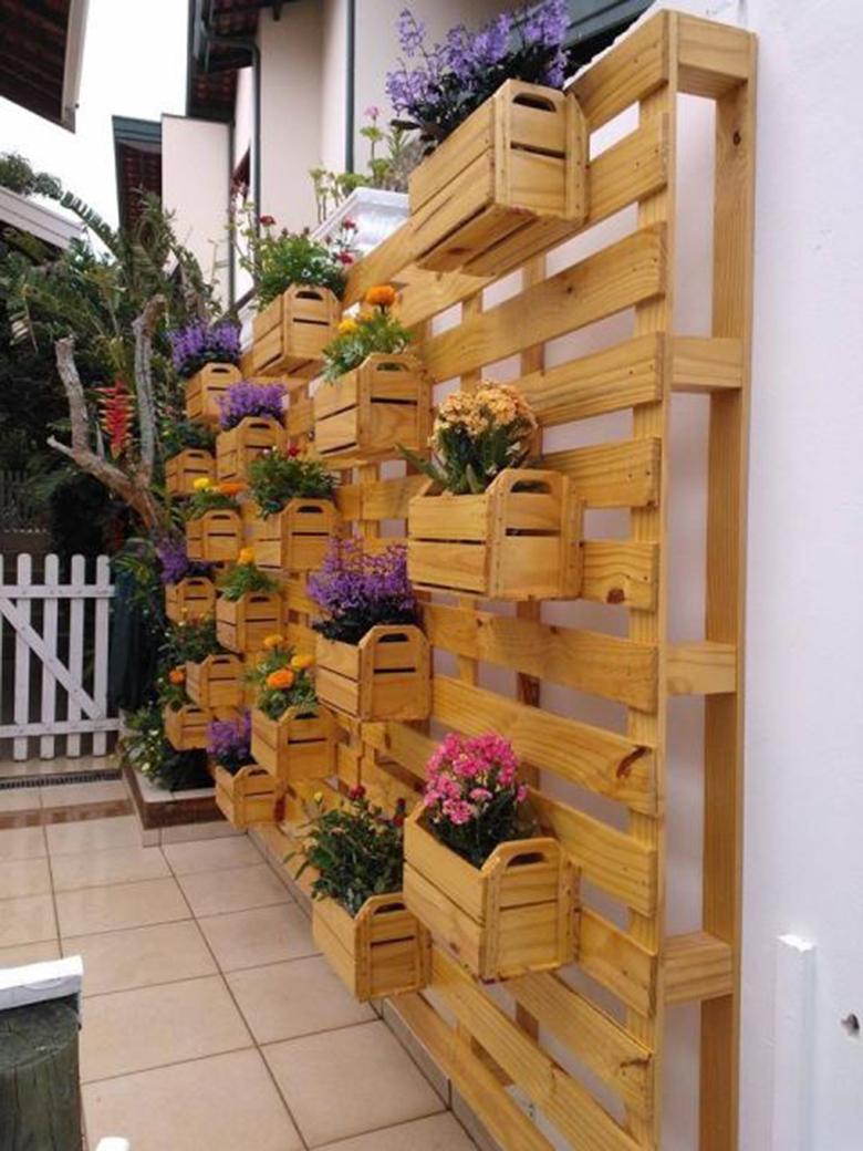 Ligado Lindas ideias para jardim suspenso e jardim vertical  casa II