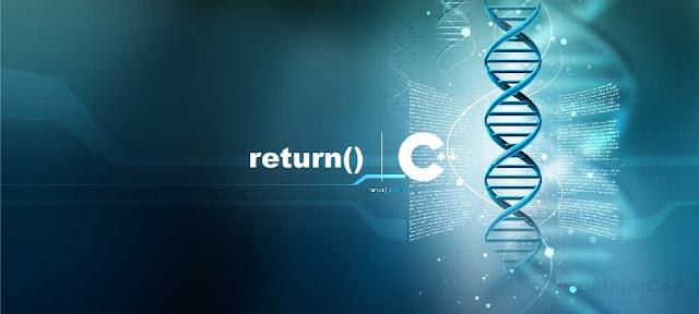 Pengertian dan Contoh Pernyataan return() C++ - belajar C++