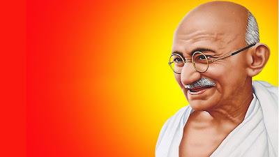 Mahatma Gandhi Desktop HD Image