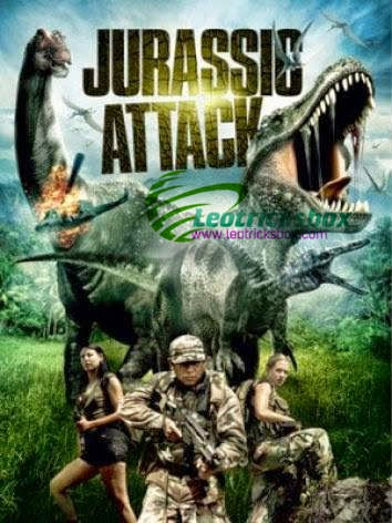 Movie : Jurassic Attack (2013) 720p BluRay Dual Audio [Hindi-Eng 5.1]