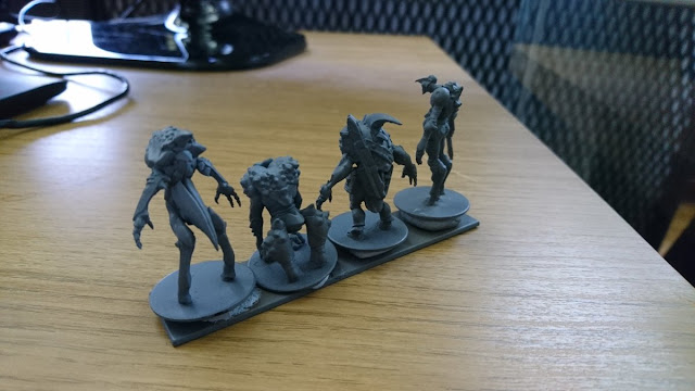 Warlord Games: New Beyond The Gates of Antares Alien Miniatures and Vehicles Previewed