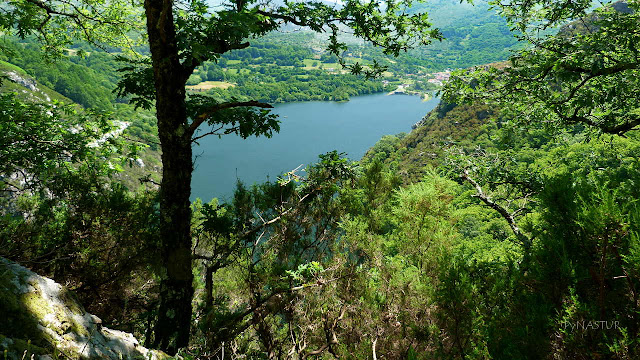Embalse de Rioseco - Parque Natural de Redes - Asturias