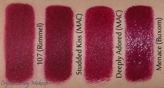 Ultra Rouge à lèvres Studded Kiss de MAC (Collection Punk Couture NW-27