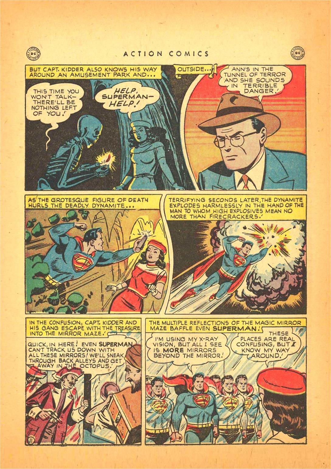 Action Comics (1938) 130 Page 11