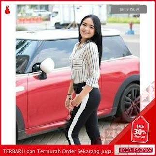 OLO703 CELANA SIDE STRIPE PANT TERBARU | BMGShop