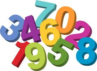 Dalam pelajaran matematika terdapat sedikit jenis bilangan menyerupai bilangan cacah Pengertian dan Operasi Bilangan Cacah