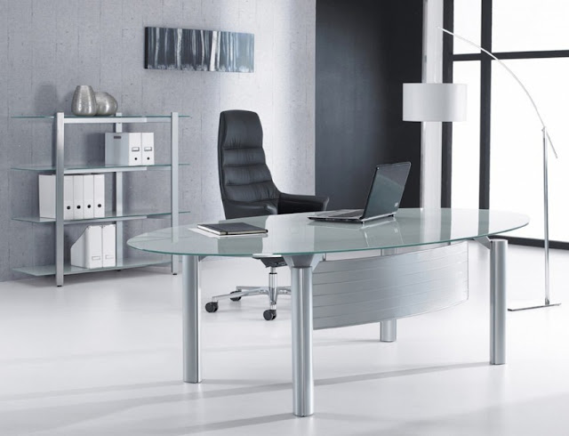 best buy modern executive office furniture glass table for sale online