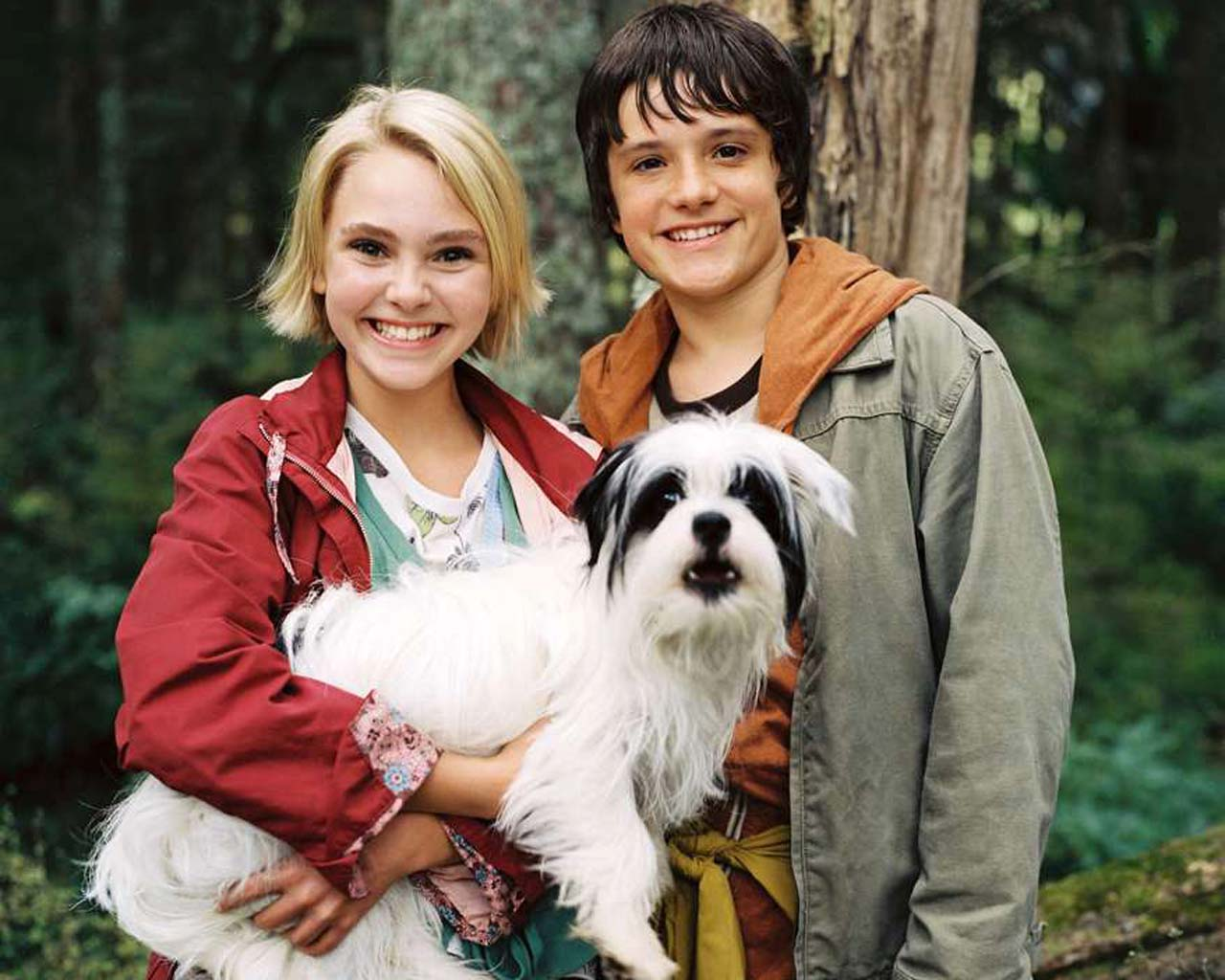 UN PUENTE HACIA TERABITHIA MOVIE WALLPAPERS