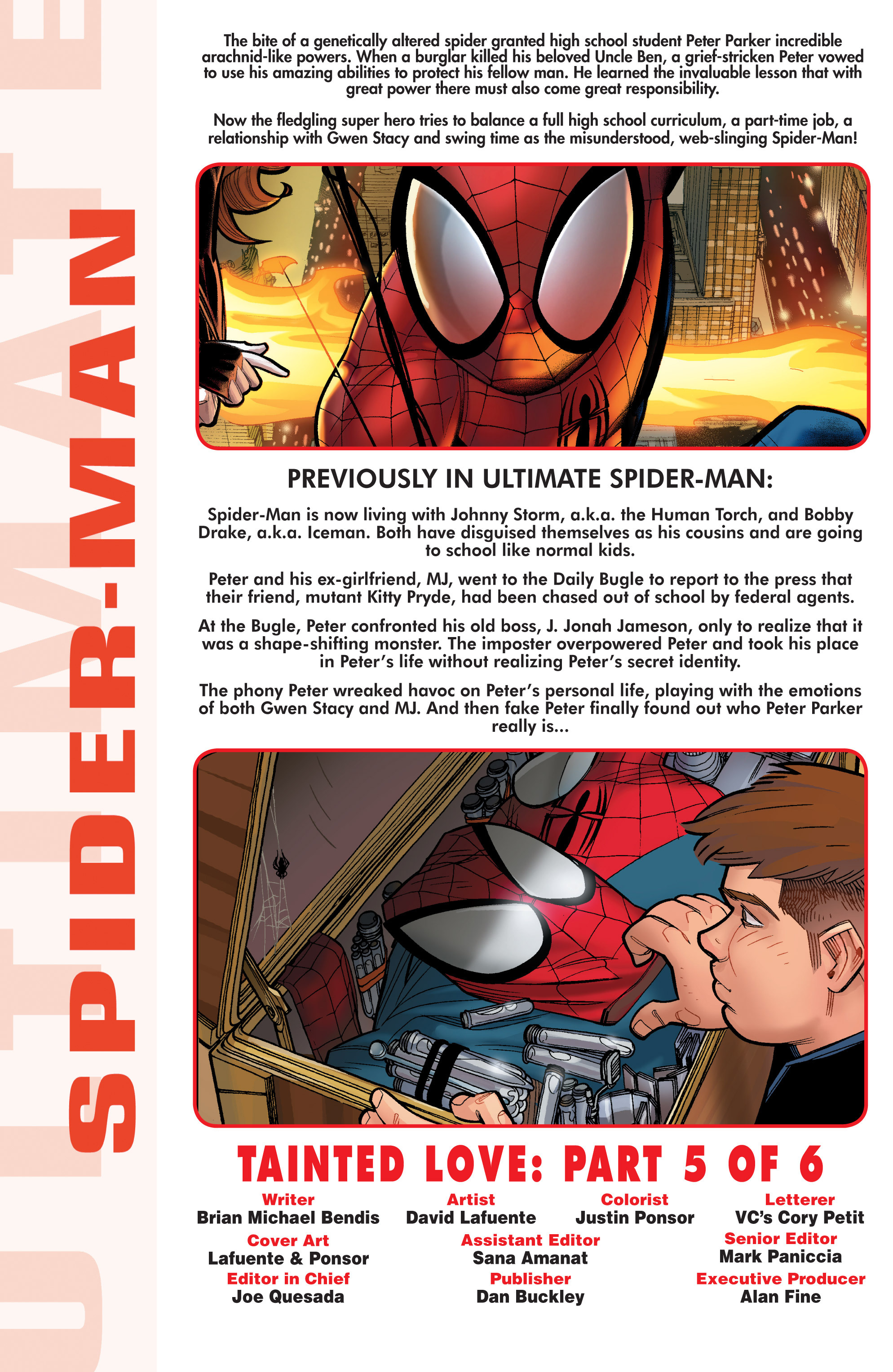 Read online Ultimate Spider-Man (2009) comic -  Issue #13 - 2