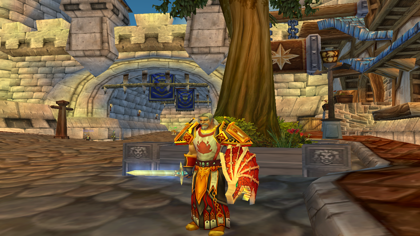 Holy Paladin Preraid Gear - Vanilla WoW Guide